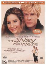 The Way We Were (Collector's Edition) - Patrick O'Neal