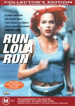 Run Lola Run Collector's Edition - Moritz Bleibtreu