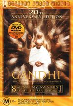 Gandhi : 20th Anniversary Edition - Candice Bergen