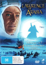 Lawrence Of Arabia (Collector's Edition) - Arthur Kennedy