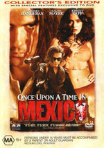 Once Upon a Time In Mexico (Collector's Edition) - Gerardo Vigil