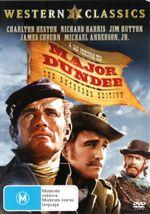Major Dundee - Mario Adorf