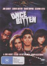 Once Bitten : A One Night Stand With Eternal Complications! - Jim Carey