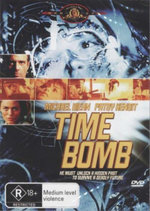 Time Bomb : He Must Unlock A Hidden Past To Survive A Deadly Future - Michael Biehn