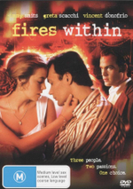 Fires Within : Three People - Two Passions - One Choice - Jimmy Smits
