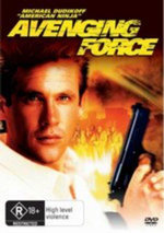 Avenging Force - Karl Johnson