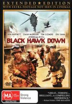 Black Hawk Down (Extended Edition) : Extended Edition - Thomas Guiry