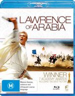 Lawrence of Arabia  : 2 Discs - Arthur Kennedy