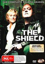 The Shield : Season 4 - Jose Zuniga