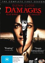 Damages : Season 1 (3 Discs) - Anastasia Griffith