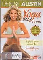 Denise Austin : Yoga Body Burn - Denise Austin