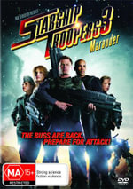 Starship Troopers 3 : Marauder - Catherine Oxenberg