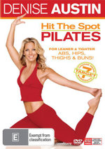 Denise Austin : Hit The Spot Pilates