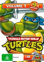 Teenage Mutant Ninja Turtles : Volume 1