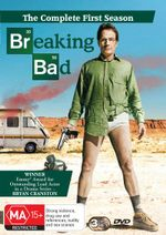 Breaking Bad : Season 1 - Bryan Cranston