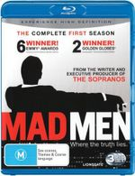 Mad Men : Season 1 - Christina Hendricks