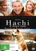 Hachi : A Dog's Tale - Sarah Roemer