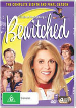 Bewitched : The Complete Season 8 - Agnes Moorehead