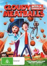 Cloudy with a Chance of Meatballs - Will Forte