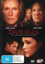 Damages : Season 2 (3 Discs) - Noah Bean