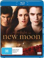 The Twilight Saga : New Moon - Robert Pattinson