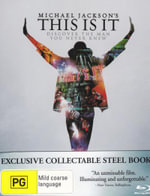Michael Jackson : This Is It (Blu-ray Steelbook) - Michael Jackson