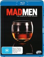 Mad Men : Season 3