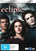 Eclipse - The Twilight Saga - Robert Pattinson