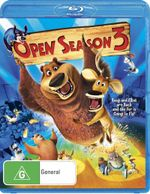 Open Season 3 - Charlie Bright