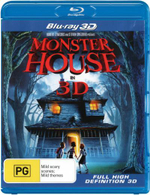 Monster House in 3D - Steve Buscemi