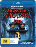 Monster House in 3D - Steve Buscemi