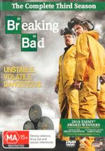 Breaking Bad : Season 3 - R.j Mitte