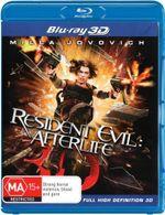 Resident Evil : Afterlife (3D Blu-ray/Blu-ray) - Sergio Peris-Mencheta