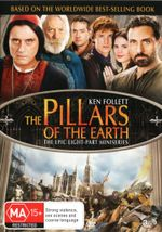 The Pillars of the Earth (Ken Follett) (8 Part Mini Series) - Natalia Worner