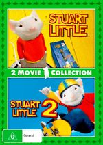 Stuart Little / Stuart Little 2 - Michael J Fox