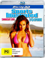 Sports Illustrated Swimsuit 2011 : The 3D Experience (3D Blu-ray) - Julie Henderson