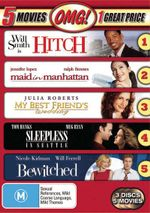 Bewitched (2005) / Hitch / Maid in Manhattan / My Best Friend's Wedding / Sleepless in Seattle - Nicole Kidman