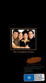 Seinfeld : The Complete Collection (Seasons 1 - 9) - Jerry Seinfeld