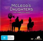 McLeod's Daughters : The Complete Saga - Aaron Jeffery