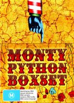 Monty Python Boxset (And Now for Something Completely Different/The Meaning of Life/Life of Brian/Holy Grail/Flying Circus/Live at the Hollywood Bowl) : Boxset (And Now for Something Completely Different/The Meaning of Life/Life of Brian/Holy Grail/Flying Circus/Live at the Hollywood Bowl - Terry Gilliam