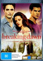 The Twilight Saga : Breaking Dawn - Part 1 (2 Disc Special Edition) - Sarah Clarke