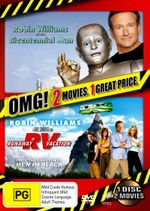 Bicentennial Man / RV : Runaway Vacation (Robin Williams) (OMG Pack) - Joanna Jo Jo Leveseque