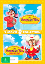 An American Tail / An American Tail 2 : Fievel Goes West - Phillip Glasser
