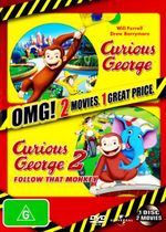 Curious George / Curious George 2 : Follow That Monkey - Clint Howard