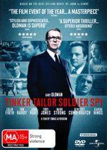 Tinker Tailor Soldier Spy - Benedict Cumberbatch