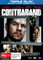 Contraband (Blu-ray Only) (1 Disc) - Mark Wahlberg