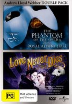 Love Never Dies (2011) (The Australian Production) / Phantom of the Opera (2011) (25th Anniversary Concert) (Andrew Lloyd Webber) - Anna OByrne