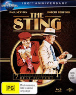 The Sting - Robert Shaw