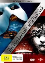 Les Miserables (2010) (25th Anniversary Concert at the O2) / Phantom of the Opera (2011) (25th Anniversary Concert at the Royal Albert Hall) - Katie Hall