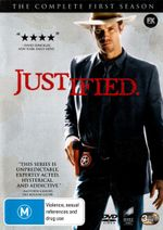 Justified : Season 1 - Timothy Olyphant